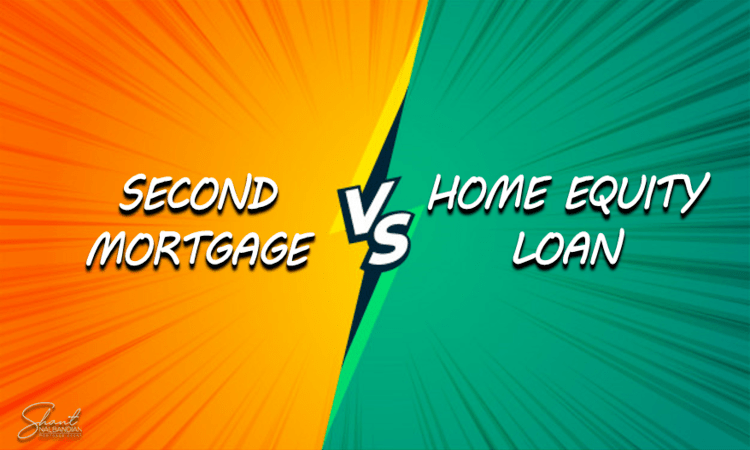 Core Differences Between Second Mortgage and Home Equity Loan